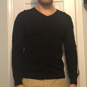 Black wool Apt. 9 Sweater